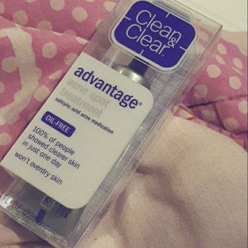 Photo of Clean & Clear® Advantage® Acne Spot Treatment uploaded by Meg M.