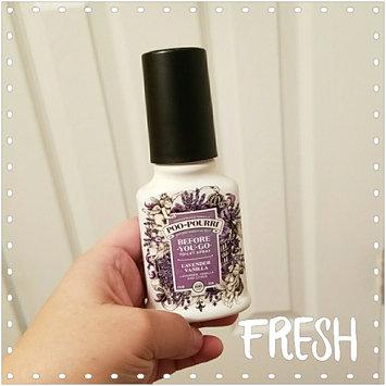 Photo of Poo Pourri Poo-Pourri Before-You-Go Toilet Spray, Lavender, Vanilla & Citrus, 2 oz uploaded by Christine D.