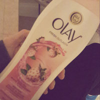 Olay Fresh Outlast Body Wash, Cooling White Strawberry & Mint, 13.5 fl oz uploaded by Meg M.