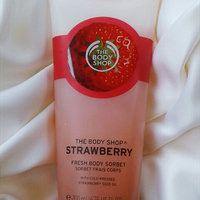 THE BODY SHOP® Strawberry Fresh Body Sorbet uploaded by Lovely Felycia W.