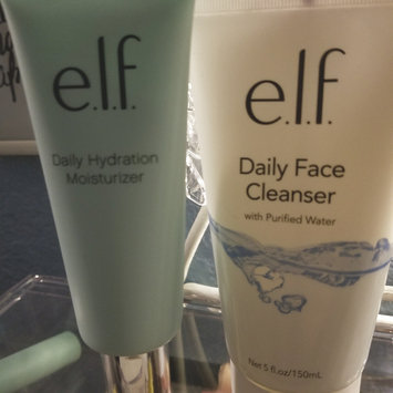 Photo of e.l.f. Daily Face Cleanser uploaded by Stefanie S.