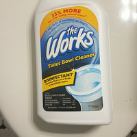 The Works Disinfectant Toilet Bowl Cleaner uploaded by Miranda T.