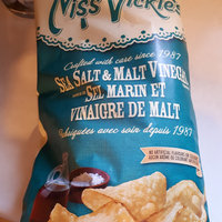 Miss Vickie's® Sea Salt & Vinegar Kettle Cooked Potato Chips uploaded by Audrey E.