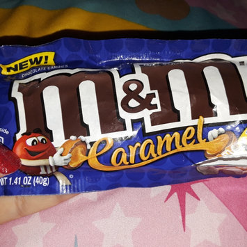 Photo of M&Ms Caramel uploaded by Nikki R.