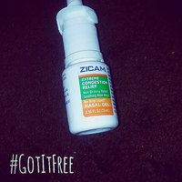 Zicam Extreme Congestion Relief No-Drip Liquid Nasal Gel Soothing Aloe Vera uploaded by Lakeshia R.