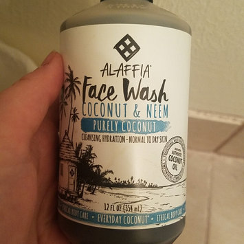Photo of Everyday Coconut Cleansing Face Wash uploaded by Brittany M.