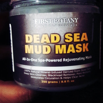 Photo of Pure Body Naturals Dead Sea Mud Mask uploaded by Anela A.
