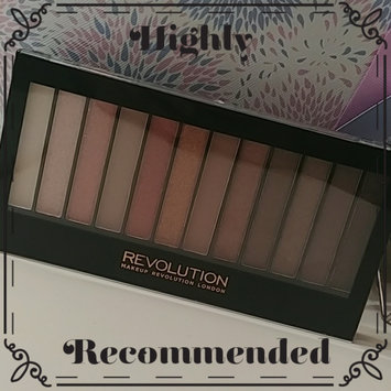 Photo of Makeup Revolution Redemption Eyeshadow Palette Iconic 3 uploaded by Joy H.