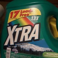 Xtra™ Mountain Rain 2x Concentrated Laundry Detergent uploaded by Erin M.