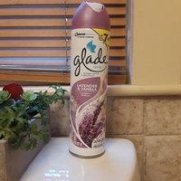 Glade Lavender & Vanilla Room Spray uploaded by Erin M.