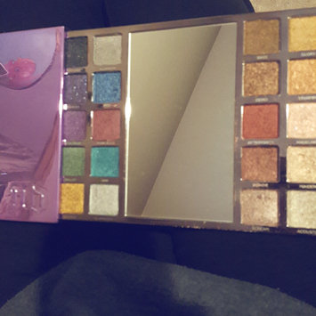 Photo of Urban Decay Heavy Metals Metallic Eyeshadow Palette uploaded by Meg M.