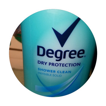 Photo of Degree Invisible Solid Shower Clean Antiperspirant & Deodorant - 2.6oz -Pack of 3 + FREE SHIPPING! uploaded by Jenice S.