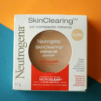 Neutrogena® SkinClearing Mineral Powder uploaded by Aysla M.