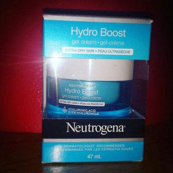 Photo of Neutrogena® Hydro Boost Gel-Cream Extra-Dry Skin uploaded by Tracy B.