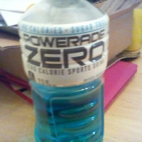 Powerade Zero Ion4 Mixed Berry Flavored Zero Calorie Sports Drink uploaded by julie G.