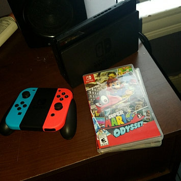Photo of Nintendo Of America - Switch 32GB Console - Neon Red/neon Blue Joy-con uploaded by Brianna K.