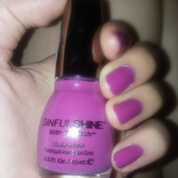 SinfulColors SinfulShine® with Gel Tech™ uploaded by Billie G.