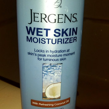 Photo of JERGENS® Wet Skin® Moisturizer with Refreshing Coconut Oil uploaded by Billie G.