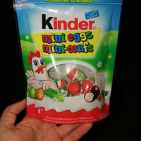 Kinder Chocolate Mini Eggs Smooth Filling Christmas Edition 182 Grams uploaded by Lucia M.