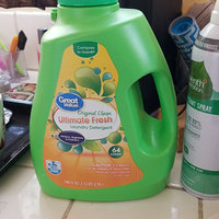 Great Value Tropical Fiesta Laundry Detergent, 100 oz uploaded by Lana M.