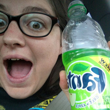 Photo of Fanta Green Apple Soda uploaded by Megan P.