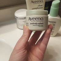 AVEENO® POSITIVELY RADIANT® Intensive Night Cream uploaded by Heather B.