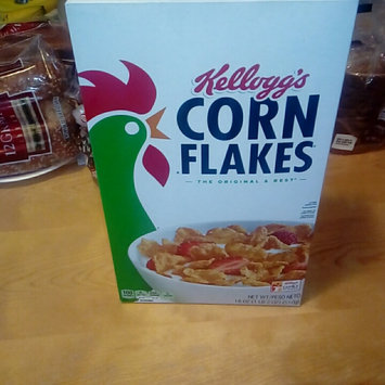 Photo of Kellogg's Cereal Corn Flakes The Original & Best uploaded by Ines G.