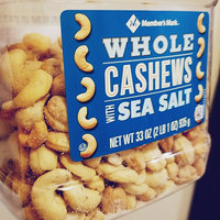 Member's Mark Roasted Whole Cashews with Sea Salt ( 33 oz.) uploaded by miss R.
