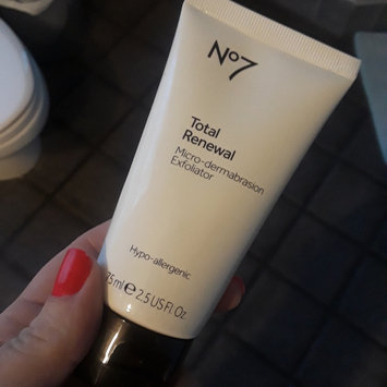 Photo of No7 Total Renewal Micro-Dermabrasion Facial Exfoliator uploaded by Erin M.