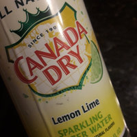 Canada Dry Lemon Lime Sparkling Seltzer Water uploaded by Erin M.