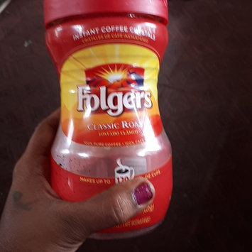 Photo of Folgers Classic Roast Instant Coffee Crystals uploaded by Tara M.