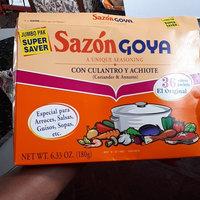 Goya® Sazon Culantro-achiote Seasoning Sazon (Coriander & Annatto Seasoning) uploaded by Tara M.