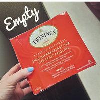 Twinings Classics Naturally English Breakfast Tea -- 50 Tea Bags uploaded by Laura P.