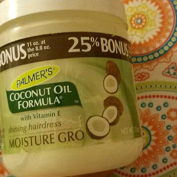 Photo of Palmer's Coconut Oil Formula Moisture Gro Shining Hairdress with Vitamin E 8.8-oz. uploaded by Rubiia S.