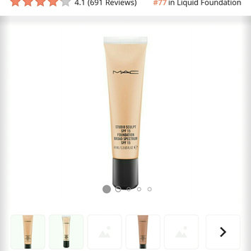 Photo of M.A.C Cosmetics Studio Sculpt Foundation uploaded by Hala E.