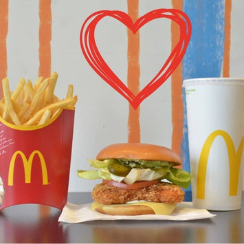 Photo uploaded to McDonald's by mero B.