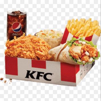 Photo uploaded to KFC by mero B.