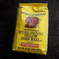 Indian Head Stone Ground Yellow Corn Meal uploaded by Erin M.