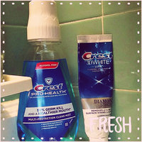 3D White Luxe Crest 3D White Luxe Diamond Strong Toothpaste, 4.8 oz uploaded by Shalee G.