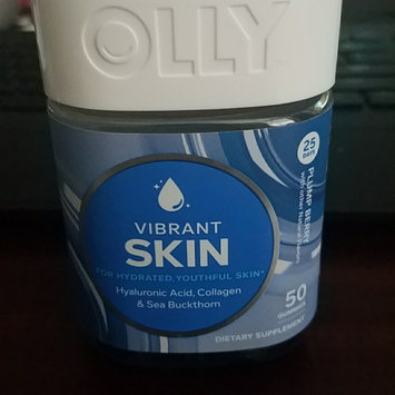 Photo of Olly Plum Berry Gummies for Vibrant Skin - 50 Count uploaded by Erin F.