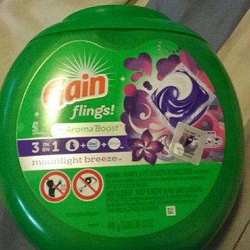Photo of Gain Flings! Moonlight Breeze Laundry Detergent Pacs uploaded by Kristin K.