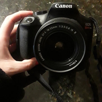 Photo of Canon - Eos Rebel T6 Dslr Camera With Ef-s 18-55mm F/3.5-5.6 Is Ii Lens uploaded by Erin M.
