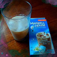 Maxwell House International Latte Iced French Vanilla uploaded by brianna m.