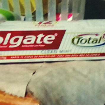 Photo of Colgate® Total® CLEAN MINT Toothpaste uploaded by pedro andres r.