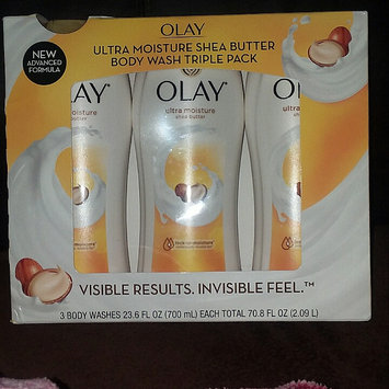 Photo of Olay Ultra Moisture Shea Butter Body Wash uploaded by Lakeshia R.