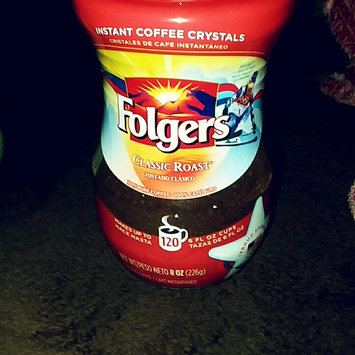 Photo of Folgers Classic Roast Instant Coffee Crystals uploaded by Lakeshia R.