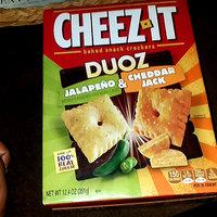 Cheez-It® Duoz Jalapeno & Cheddar Jack uploaded by Lakeshia R.