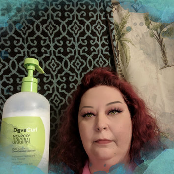 Photo of DevaCurl No-Poo Original, Zero Lather Conditioning Cleanser uploaded by Tammy B.