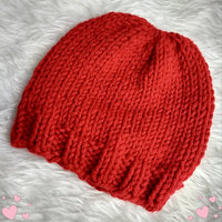 Red Heart With Love Yarn, Solid uploaded by Jade T.