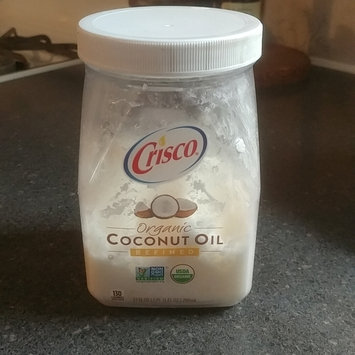 Photo of Crisco® Pure Organic Coconut Oil 27 fl. oz. Jar uploaded by Harley G.